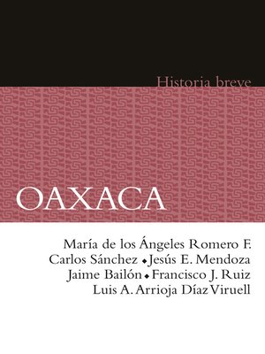cover image of Oaxaca