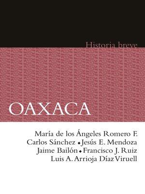 cover image of Oaxaca