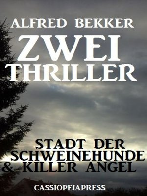 cover image of Zwei Thriller