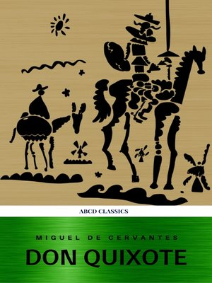 cover image of Don Quixote (ABCD lassics)
