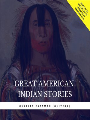 cover image of Great American Indian Stories