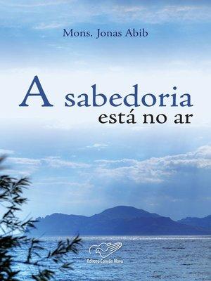 cover image of A sabedoria está no ar