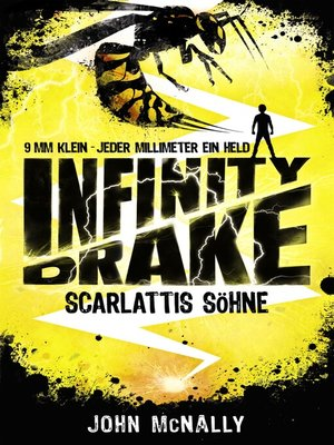 cover image of Infinity Drake 1--Scarlattis Söhne