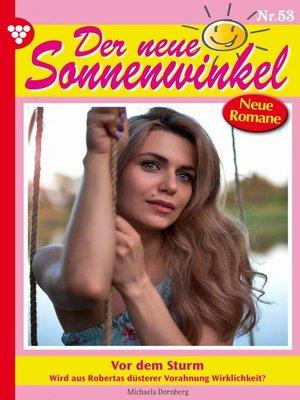 cover image of Der neue Sonnenwinkel 53 – Familienroman