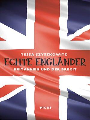 cover image of Echte Engländer