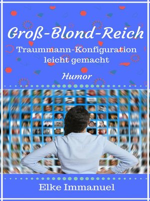 cover image of Groß-Blond-Reich