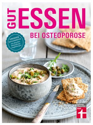 cover image of Gut essen bei Osteoporose