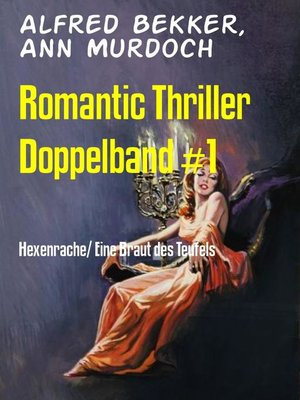 cover image of Romantic Thriller Doppelband #1