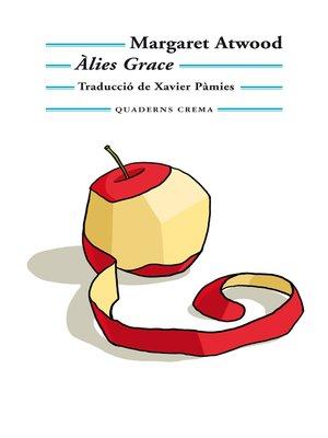 cover image of Àlies Grace