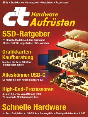 cover image of c't Hardware aufrüsten (2018)