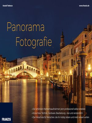 cover image of Panorama Fotografie
