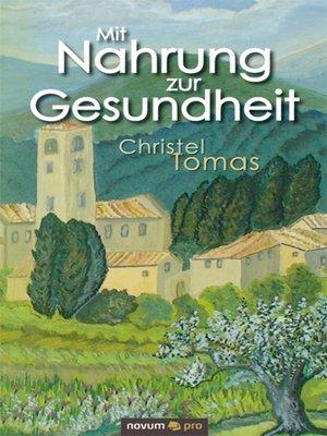 cover image of Mit Nahrung zur Gesundheit