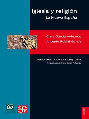 cover image of Iglesia y religión