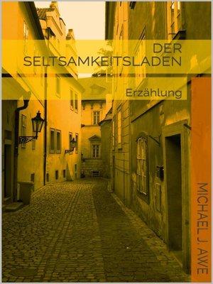 cover image of Der Seltsamkeitsladen