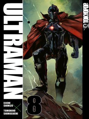 cover image of Ultraman--Band 8