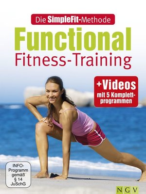 cover image of Die SimpleFit-Methode Functional Fitness-Training