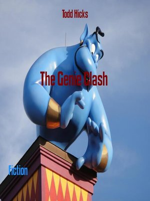 cover image of The Genie Clash