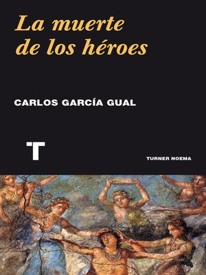 cover image of La muerte de los héroes