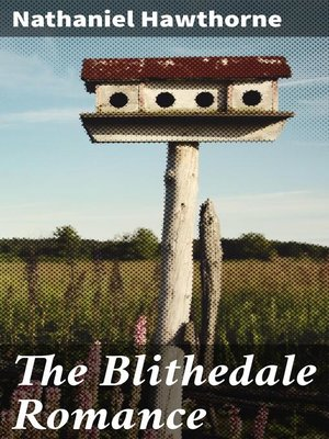 cover image of The Blithedale Romance
