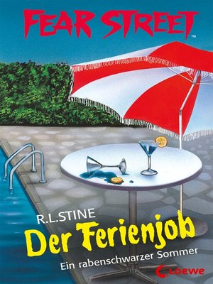 cover image of Fear Street 41--Der Ferienjob