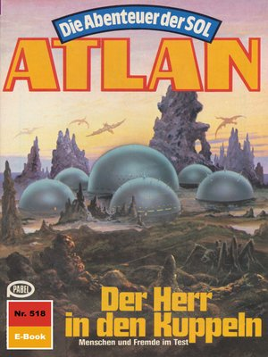 cover image of Atlan 518