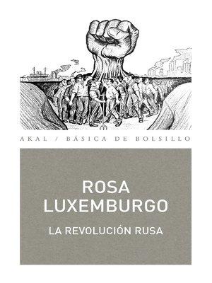 cover image of La Revolución Rusa