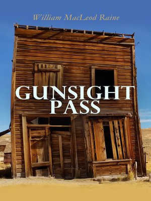 cover image of Gunsight Pass