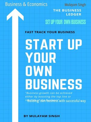 cover image of SET UP YOUR  OWN BUISINESS