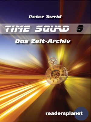 cover image of Time Squad 9