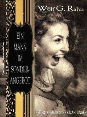 cover image of Ein Mann im Sonderangebot