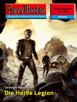 cover image of Perry Rhodan 2347