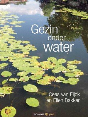 cover image of Gezin onder water