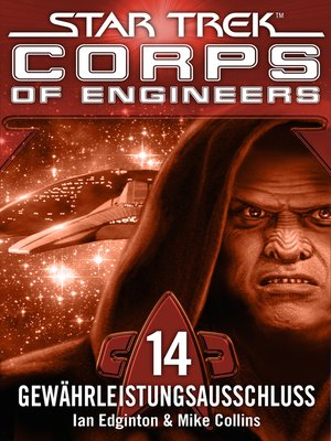 cover image of Star Trek--Corps of Engineers 14