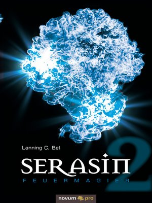 cover image of Serasin Feuermagier--Teil 2