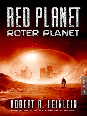 cover image of Red Planet--Roter Planet