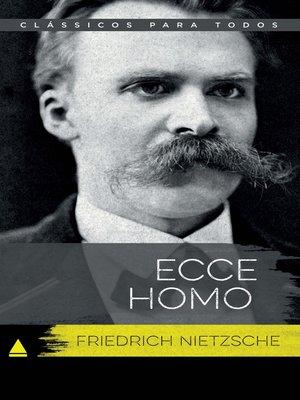 cover image of Ecce Homo