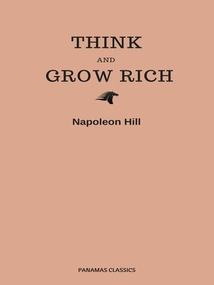 cover image of Think and Grow Rich (Panama Classics)