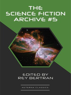cover image of The Science Fiction Archive #5