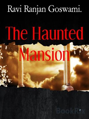 cover image of The Haunted Mansion