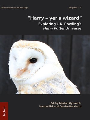 """cover image of """"Harry – yer a wizard"""""""