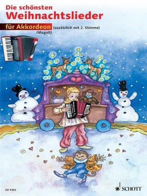 cover image of Die schönsten Weihnachtslieder
