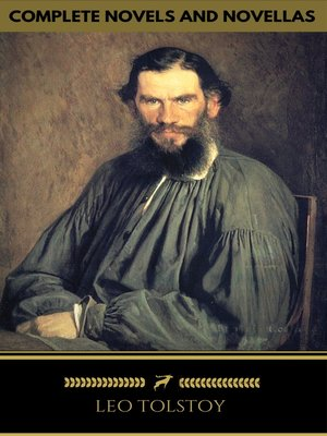 cover image of Leo Tolstoy