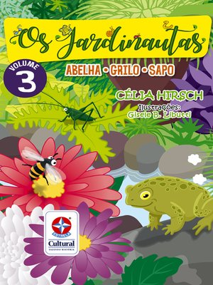 cover image of Os Jardinautas 3