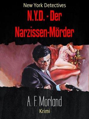 cover image of N.Y.D.--Der Narzissen-Mörder