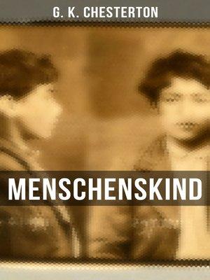 cover image of Menschenskind