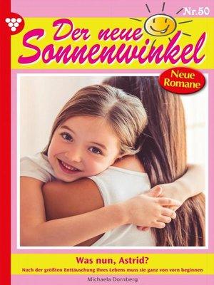 cover image of Der neue Sonnenwinkel 50 – Familienroman