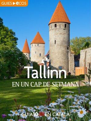 cover image of Tallinn. En un cap de setmana