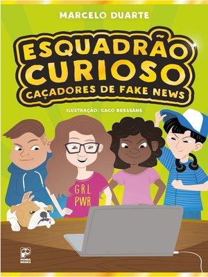 cover image of Esquadrão Curioso