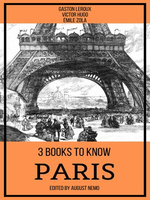 cover image of 3 books to know Paris