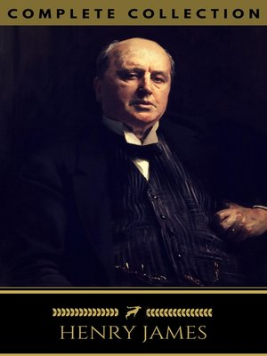 cover image of Henry James, The Complete Collection